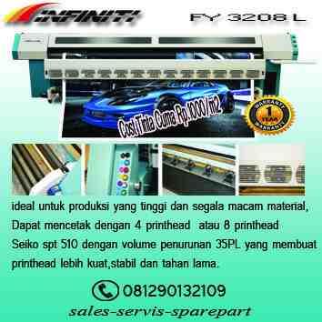 Foto: Mesin Digital Printing Infiniti