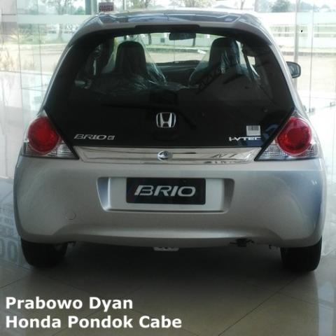 Foto: Bingung Pilih Mobil Murah? Harga Honda Brio Cuma 100 Jutaan