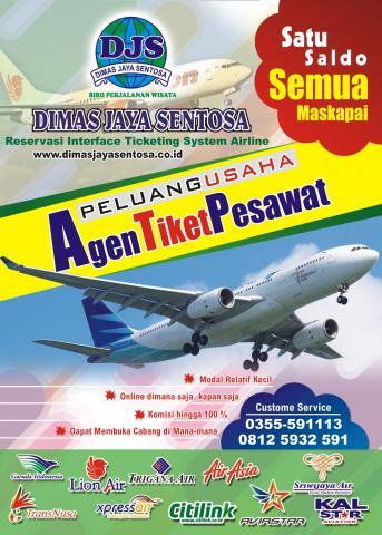 Foto: Rahasia Sukses Keagenan Tiket Pesawat