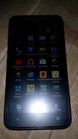 Foto: Jual HTC Evo 4G LTE – CDMA