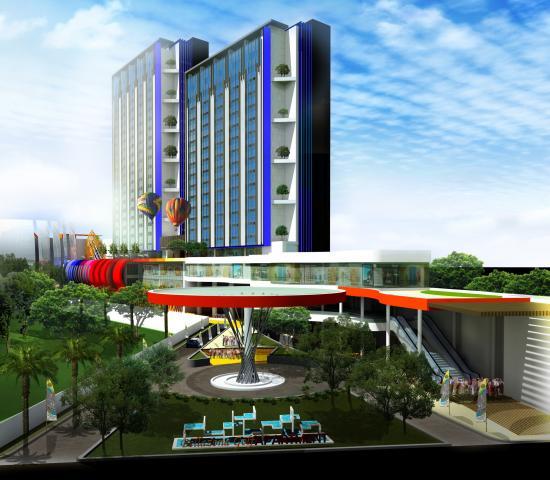 Foto: Apartement Bintang Lima  Harga Kaki Lima