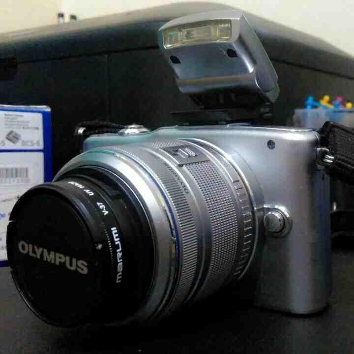 Foto: Jual Murah Kamera Digital Olympus Pen E-m1