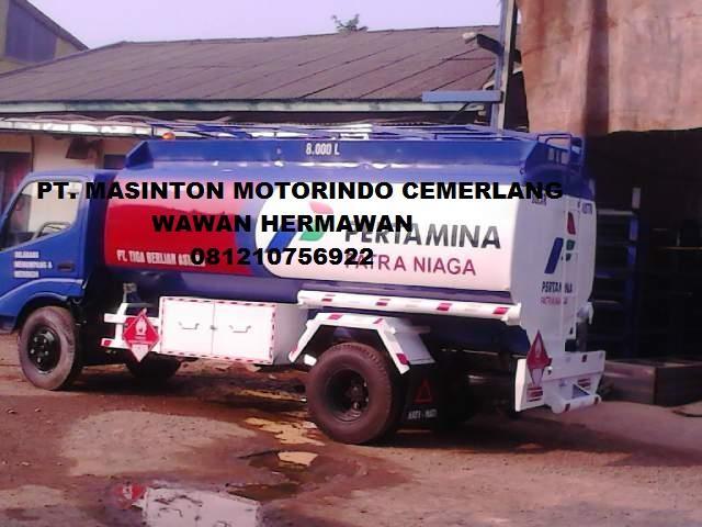 Foto: Jual Karoseri Mobil Tangki Murah