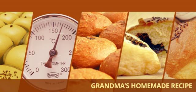 Foto: Roti Bluder Grannie – Roti Bluder Yang Lembut