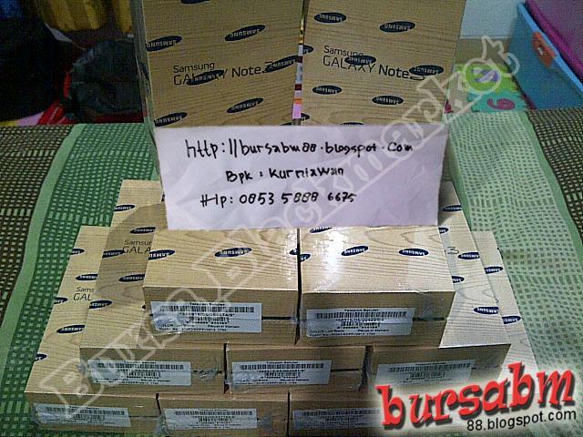 Foto: Jual Handphone Original Blackmarket Murah