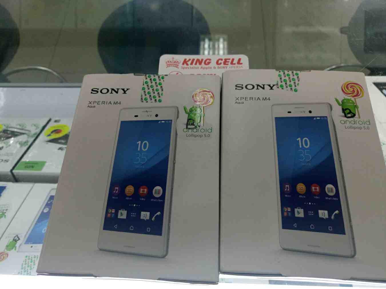 Foto: Sony Xperia M4 Aqua