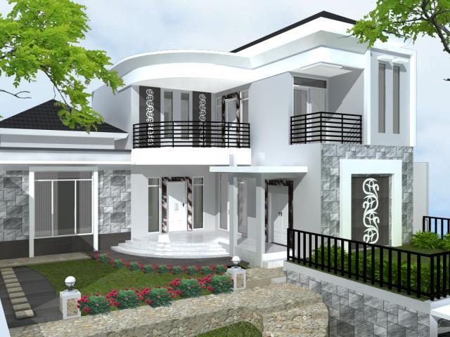 Foto: Jasa Desain Rumah Murah & Profesional Jakarta 2016