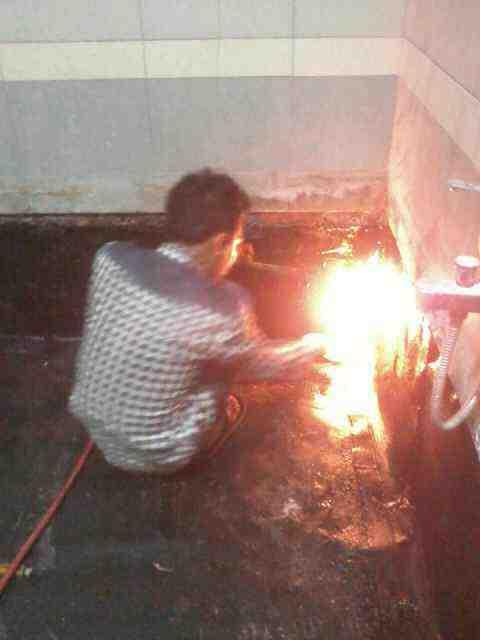Foto: Waterproofing Membran Jakarta Pelapis Kebocoran