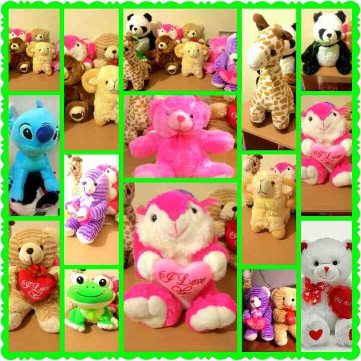 Foto: Produksi Pembuatan Boneka