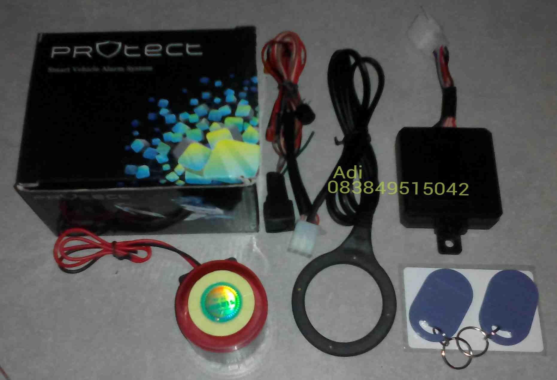 Foto: Alarm Motor Pro Smart Key