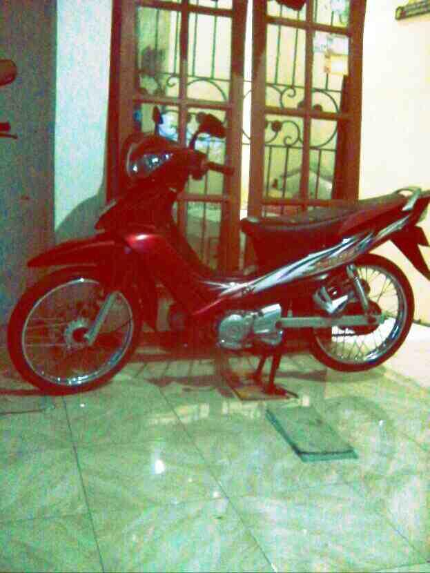 Foto: Jual Motor Jupiter Burhant Th 2006 5.2 Jt Nego