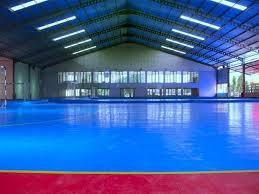Foto: Rumput Lapangan Futsal