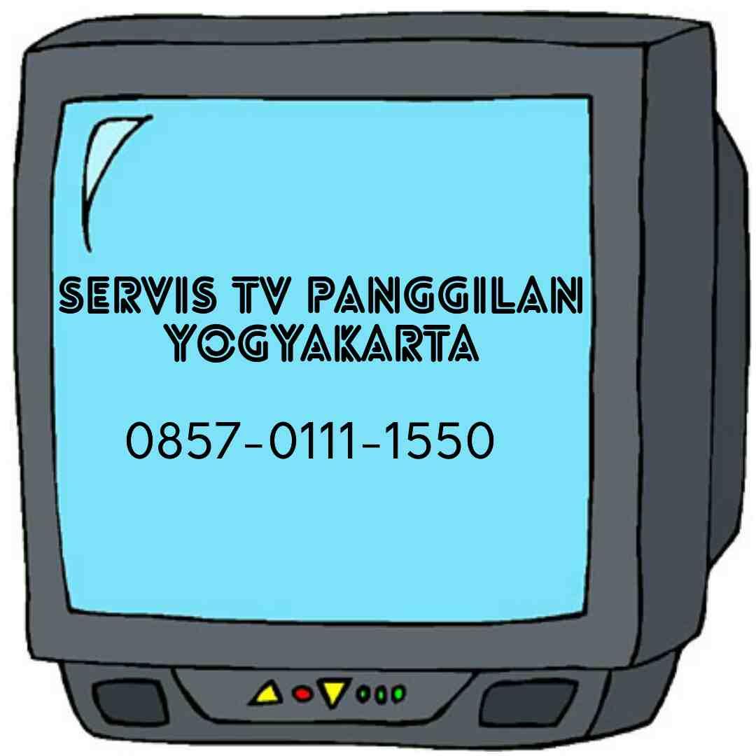 Foto: Servis Tv Panggilan Yogyakarta