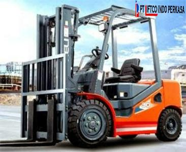 Foto: Jual Forklift Battery Murah