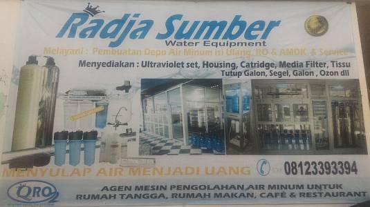Foto: Depot Air Minum Isi Ulang   Bio Energy 23 Juta (Franco Malang)