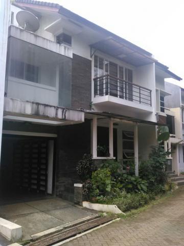 Foto: Dijual Cepat, Rumah Cluster Perbatasan Jakarta Selatan