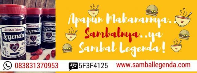 Foto: Jual Sambal Khas Surabaya