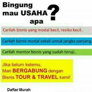 Foto: Promo Ramadhan Untuk Pendaftaran Keagenan Tour And Travel