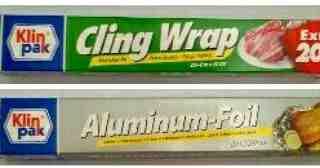 Foto: Wrap Plastik Pembungkus Makanan