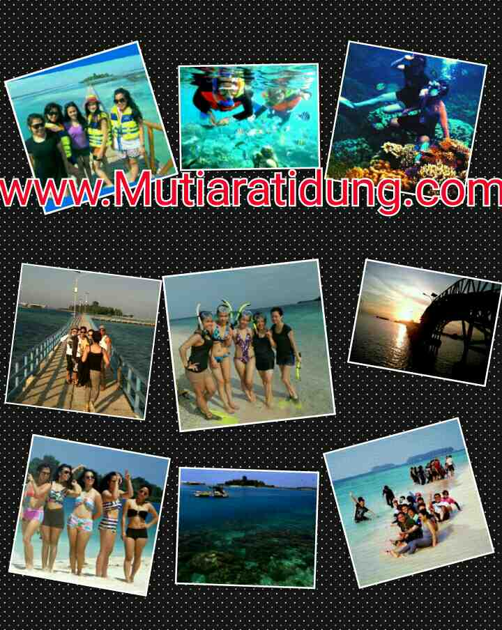 Foto: Wisata Pulau Tidung