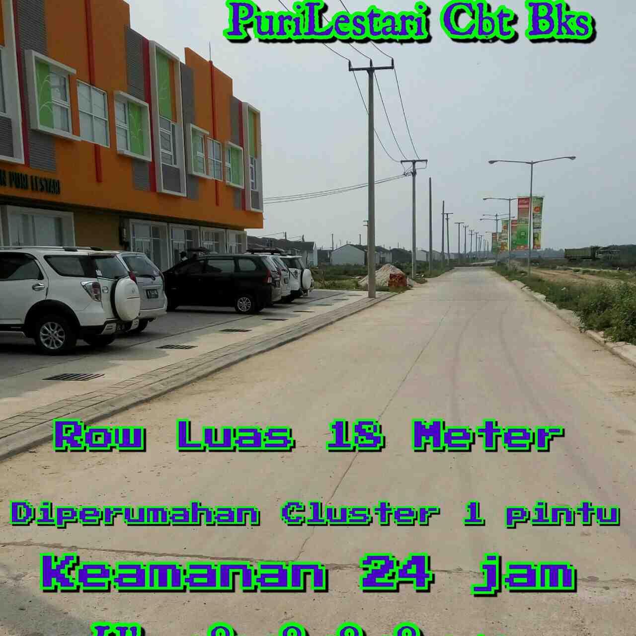 Foto: Ruko Hunian Dua Lantai Project 145 H