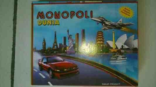 Foto: Monopoli Mainan Anak