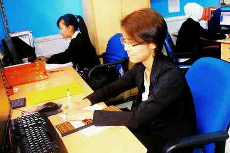 Foto: Lowongan Kerja Posisi Staff Admin Keuangan Dan Entry Data