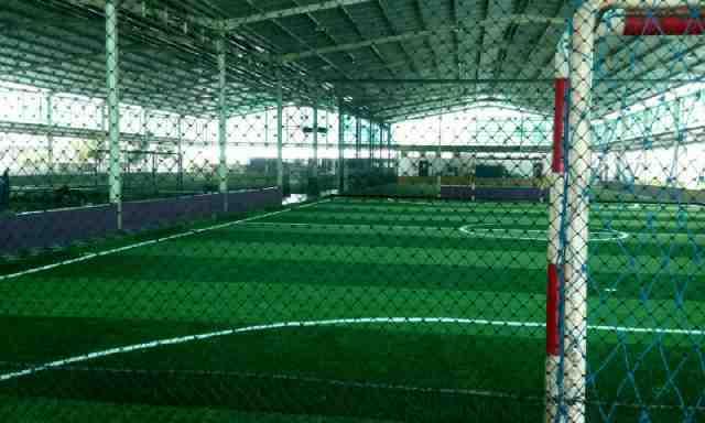 Foto: Rumput Sintetis Futsal