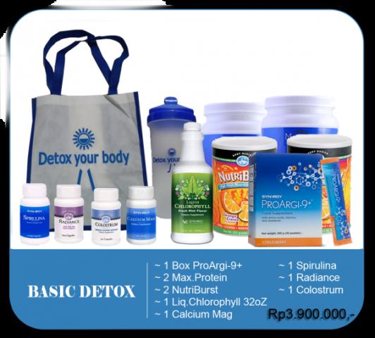 Foto: Produk Detox Synergy – Best Konsultan Detox