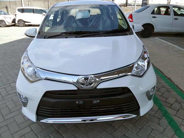 Foto: Toyota Calya & Sienta Dp Super Ringan