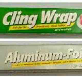 Foto: Plastik Wrap/Alumunium Foil Pembungkus Makanan