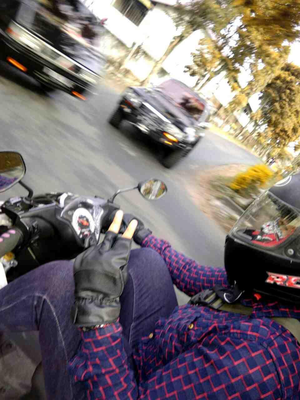 Foto: Ojek Pribadi Kota Malang Tarif Seikhlasnya