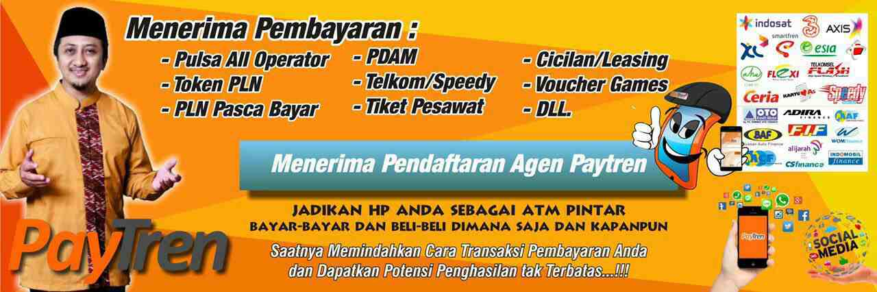 Foto: Menerima Pendaftaran Agen Paytren