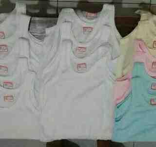 Foto: Kaos Dalam Oblong Anak Singlet