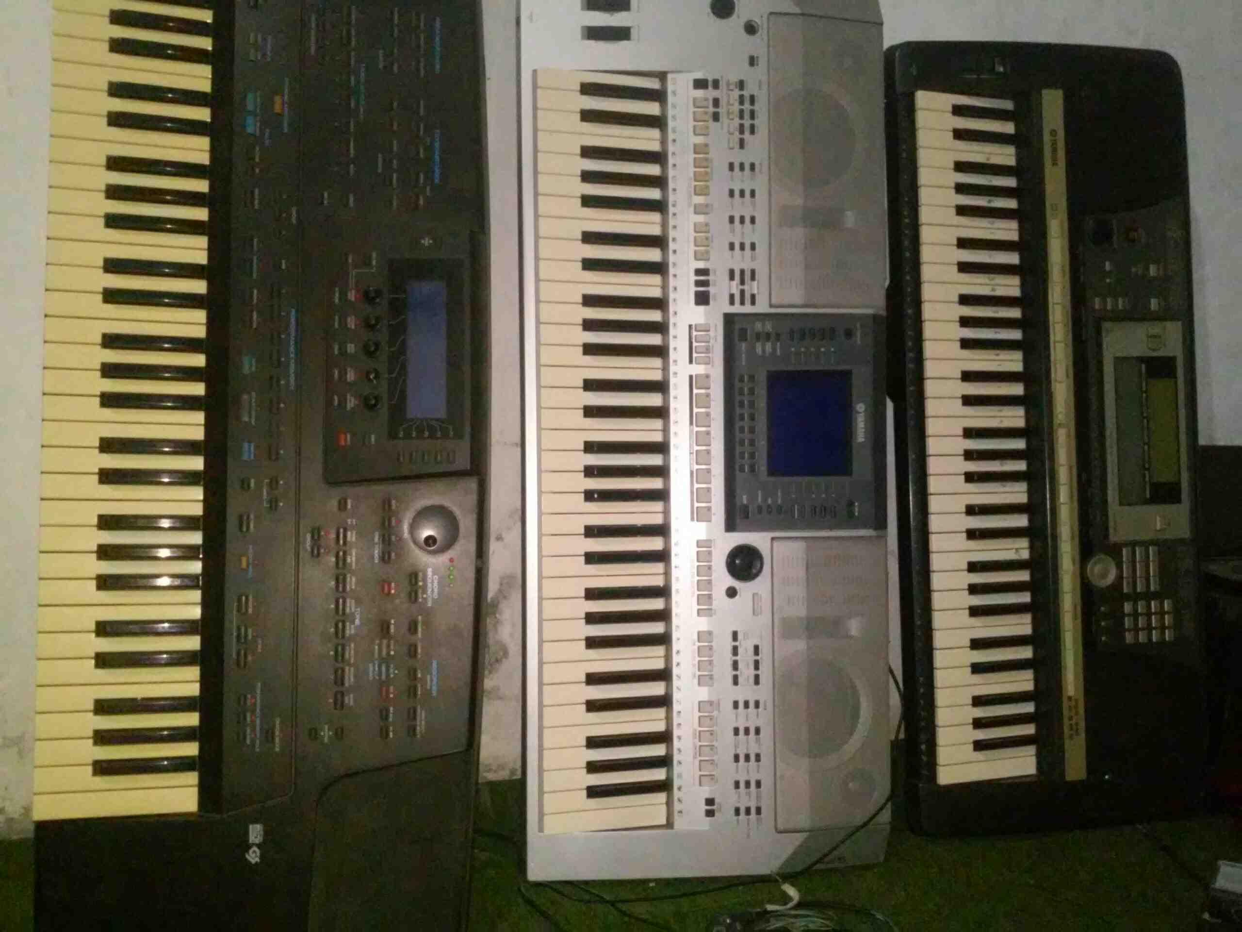 Foto: Jasa Servis Keyboard Alat Musik Jogja