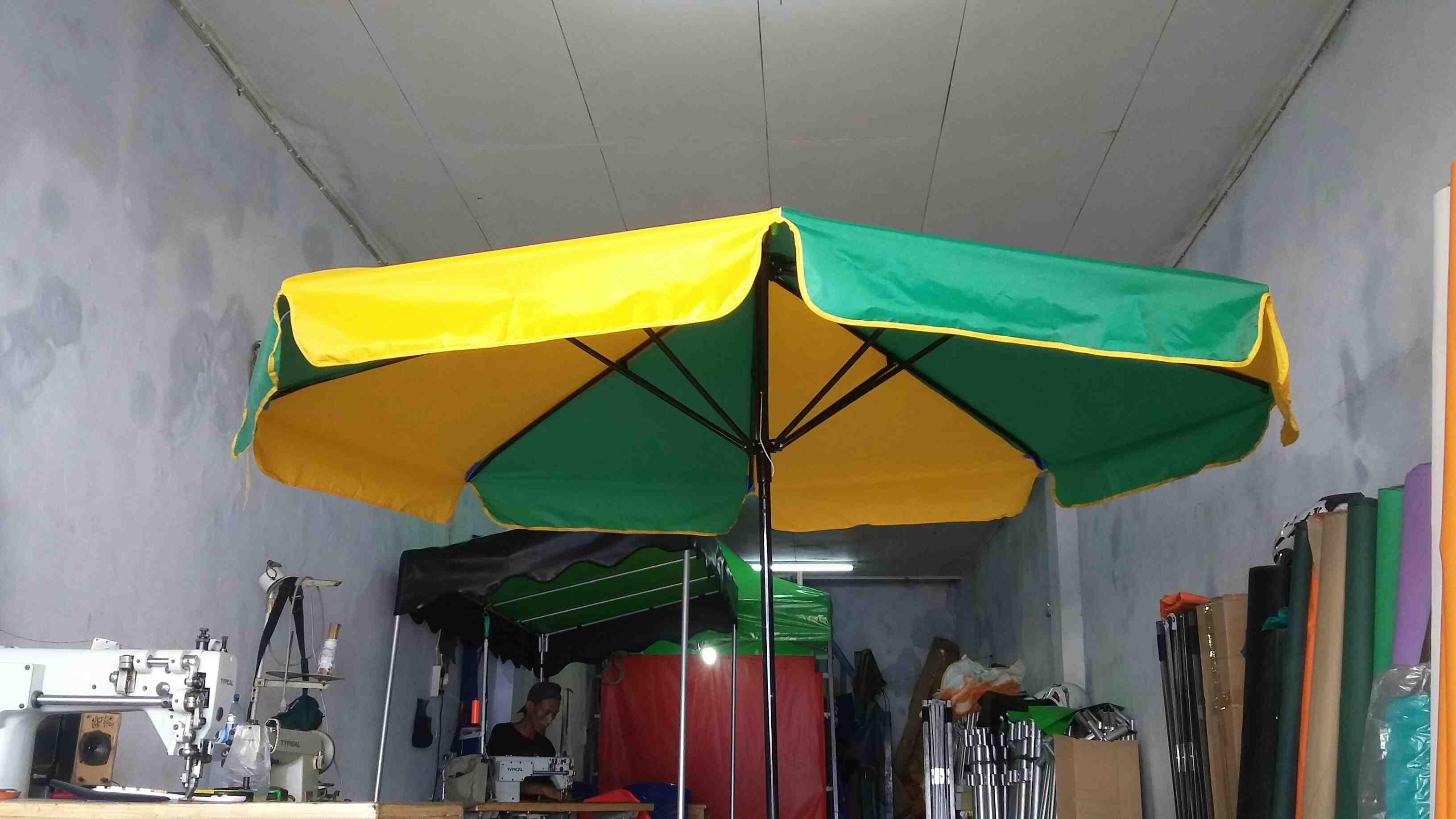 Foto: Payung Taman