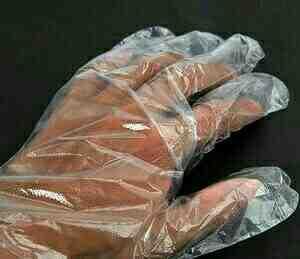 Foto: Sarung Tangan Plastik