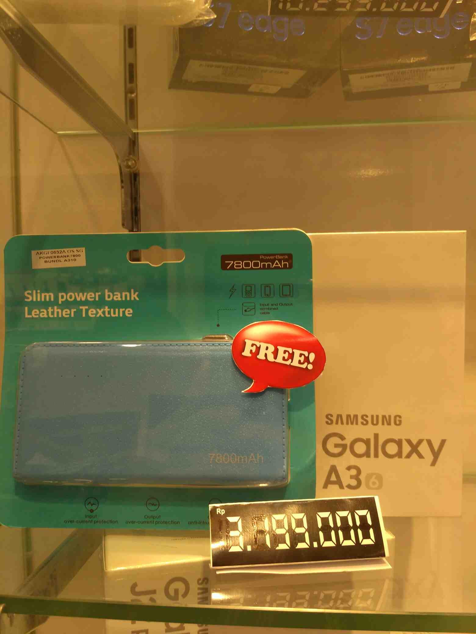 Foto: Samsung A3 Bisa Cicilan Tanpa Kartu Kredit
