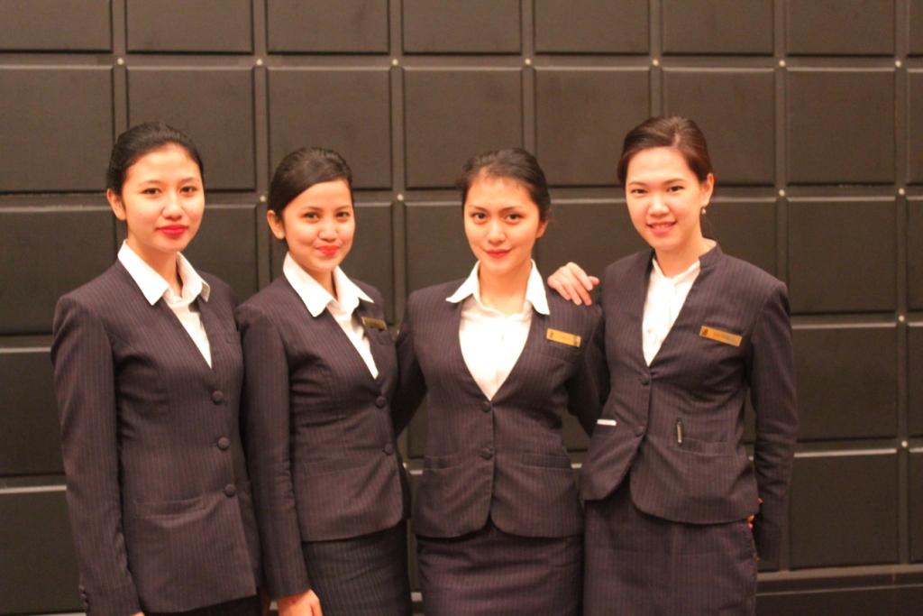 Foto: Diklat Penempatan Kerja  Di Hotel & Kapal Pesiar Mewah International