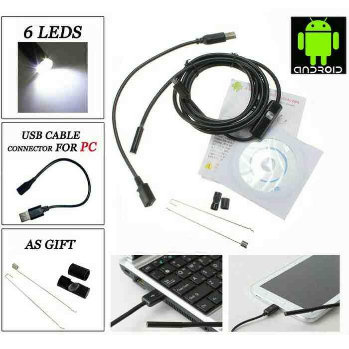 Foto: Kamera Mini Endescope Android