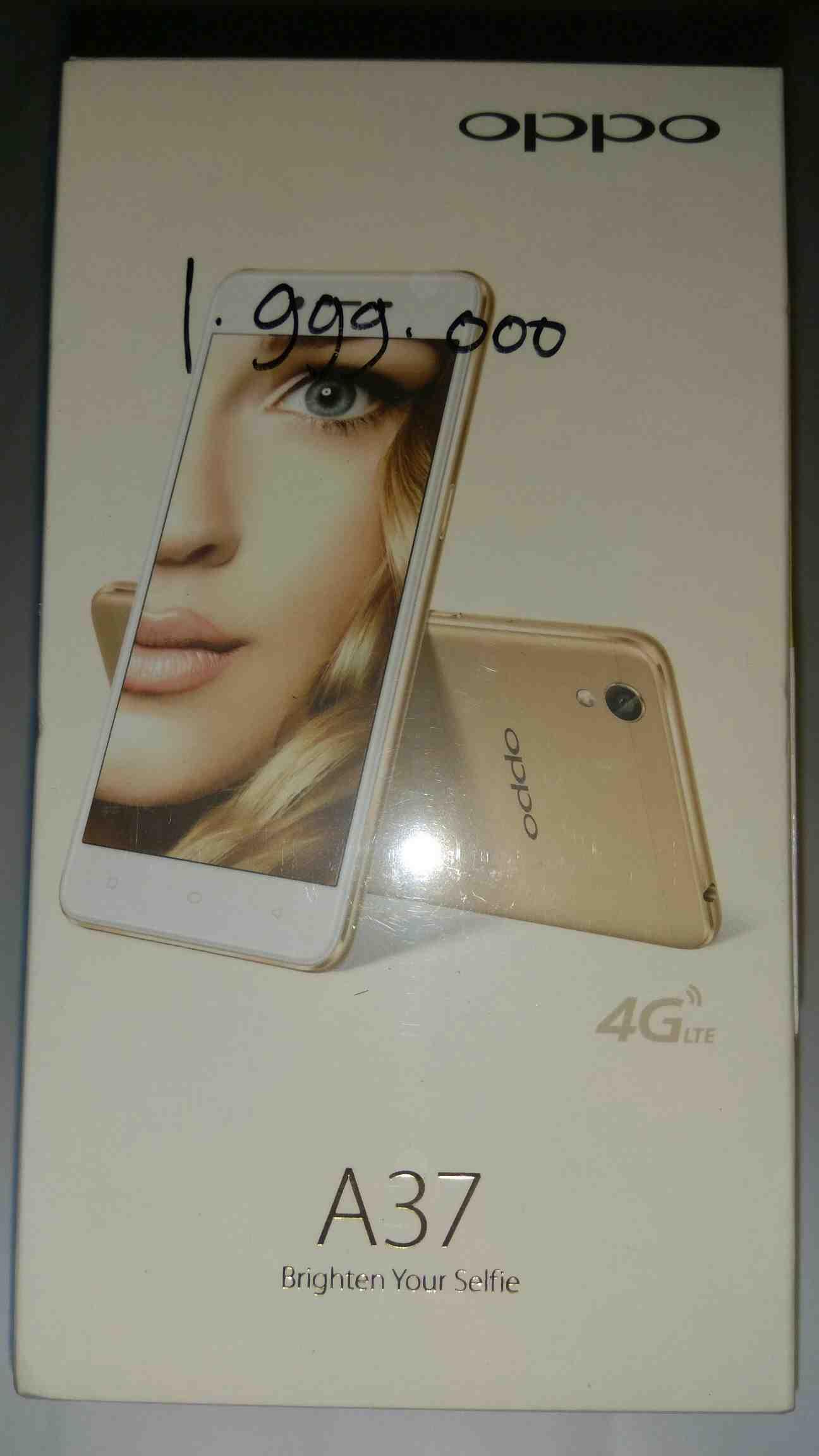 Foto: Oppo A37 4G LTE