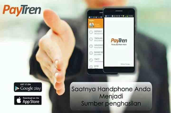 Foto: Peluang Bisnis Paytren Dari Hp Mu