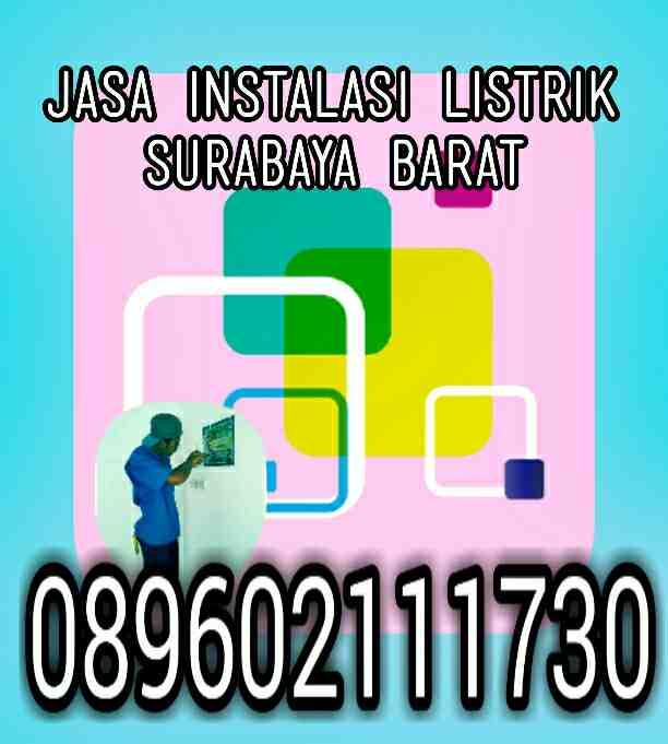Foto: Tukang Listrik Panggilan Surabaya
