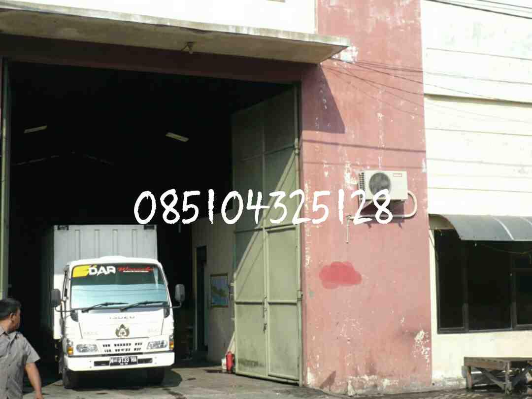 Foto: Gudang dan Kantor PDAM Akses Tol Siap Huni