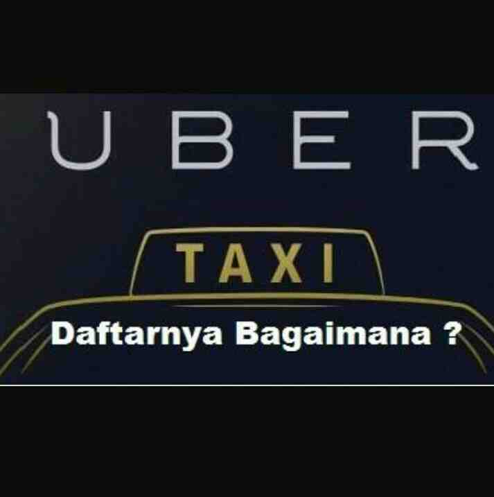 Foto: Pendaftaran Uber Car