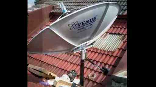 Foto: Ahli Jasa Tukang Pasang Parabola Digital
