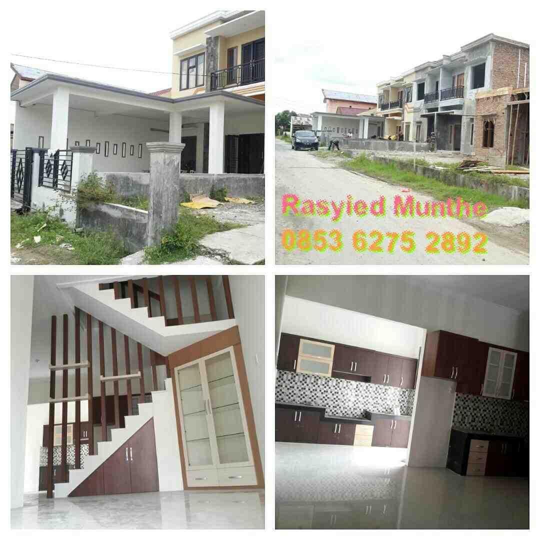 Foto: Rumah 2 Lantai Setia Budi Ringroad Medan