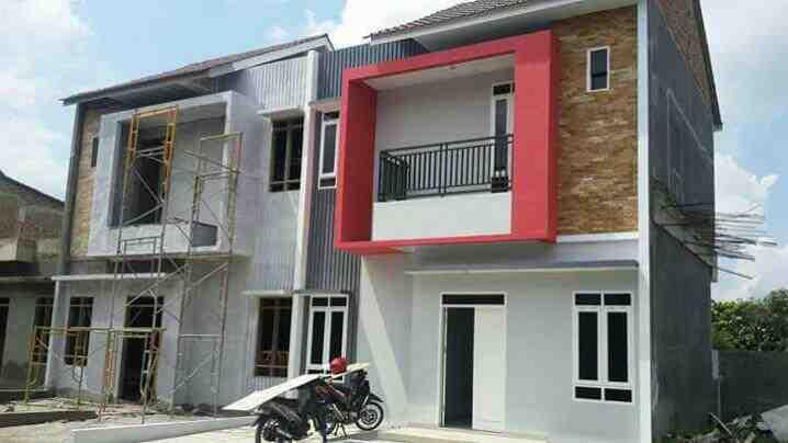 Foto: Rumah  2 Lantai Murah Medan