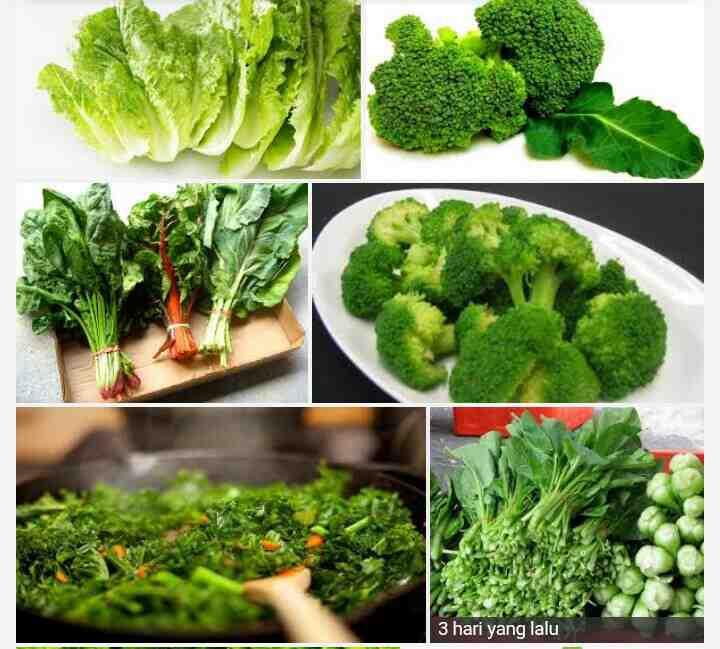 Foto: Jual Sayuran Segar