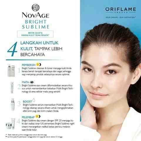 Foto: Skincare Novage Bright Sublime